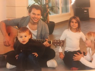 Philippe mit Kids