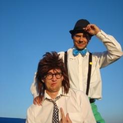 Billy und Benno