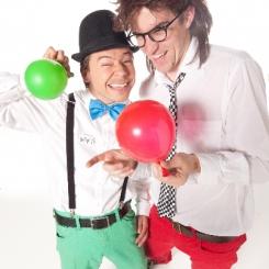 Billy und Benno Ballone