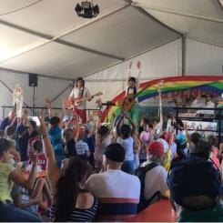 Pestalozzi Sommerfest Aug 18