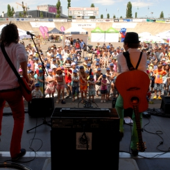 Lilibiggs Tournee Sommer 2014