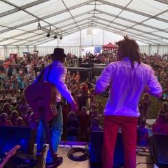 Billy und Benno live in Etziken, Juli 15