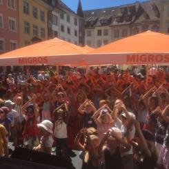 Family Festival Schaffhausen, August 2016