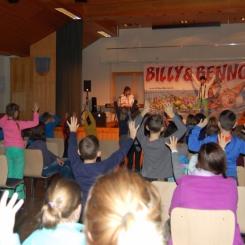 Billy und Benno in GRAECHEN - Feb. 16