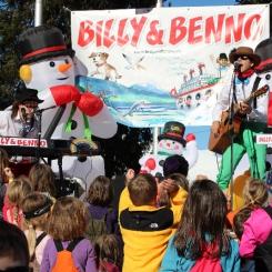 Billy und Benno in Grüsch Danusa!